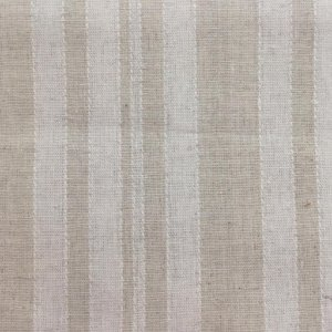 TECIDO LINHO ESTAMPADO LISTRAS - PREÇO DE 0,50 x 1,40