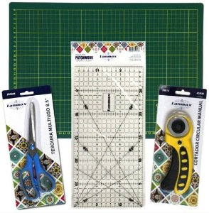 KIT PARA PATCHWORK A3 INICIANTE LANMAX