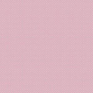 TECIDO 100% ALGODÃO FABRICART- POÁ MICRO -  ROSA BEBÊ - PREÇO DE 0.50 x 1,50