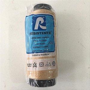 LINHA PARA COSTURA RESISTENTE 120/2000J - BEGE 099