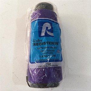 LINHA PARA COSTURA RESISTENTE 120/2000J - ROXO 051