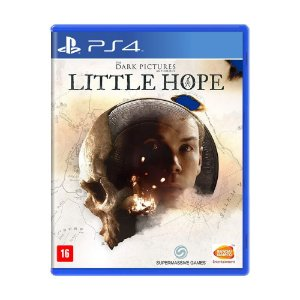 The Dark Pictures: Little Hope - PS4 - Usado