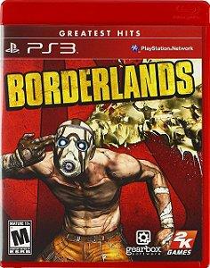 Borderlands - PS3 - Novo