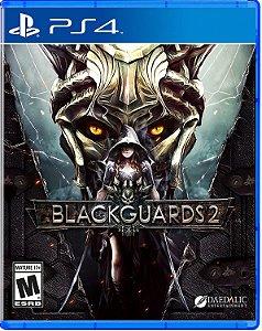 Blackguards 2 - PS4 - Usado