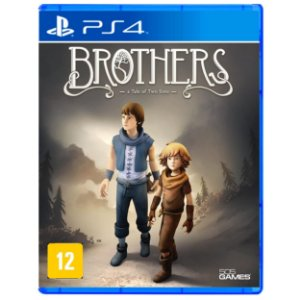 Brothers: A Tale of Two Sons - PS4 - Usado