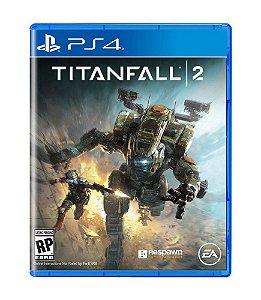 Titanfall 2 - PS4 - Usado
