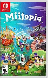 Miitopia - SWITCH - Novo [EUA]