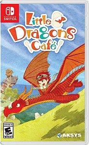 Little Dragons Café - SWITCH - Novo [EUA]