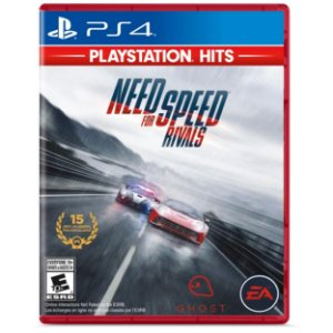 Need for Speed Rivals (PlayStation Hits) - PS4 - Novo