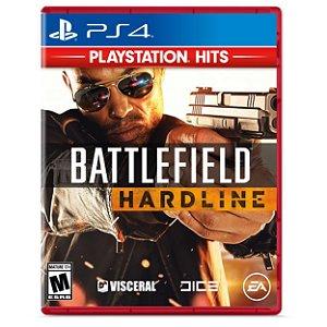 Battlefield Hardline (PlayStation Hits) - PS4 - Novo