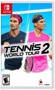 Tennis World Tour 2 - SWITCH - Novo [EUA]