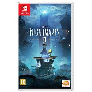 Little Nightmares II - SWITCH - Novo [EUROPA]