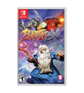 Battle Axe - SWITCH - Novo [EUA]