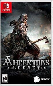 Ancestors Legacy - SWITCH - Novo [ASIA]