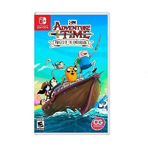 Adventure Time Pirates of the Enchiridion (Hora da Aventura) - SWITCH - Novo [EUA]