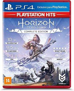 Horizon Zero Dawn Complete Edition (PlayStation Hits) - PS4 - Novo