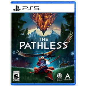 The Pathless - PS5 - Novo