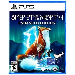 Spirit of the North Enhanced Edition - PS5 - Novo