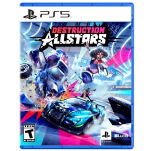 Destruction Allstars - PS5 - Novo