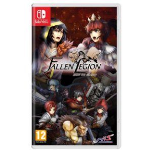Fallen Legion: Rise to Glory - SWITCH - Usado [EUROPA]