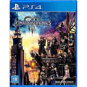 Kingdom Hearts III - PS4 - Usado