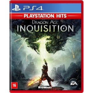 Dragon Age Inquisition (Playstation Hits) - PS4 - Novo