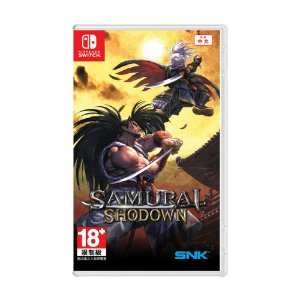 Samurai Shodown - SWITCH - Novo [ÁSIA]