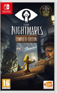 Little Nightmares Complete Edition - SWITCH - Novo [EUROPA]
