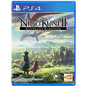 Ni No Kuni II Revenant Kingdom - PS4 - Usado