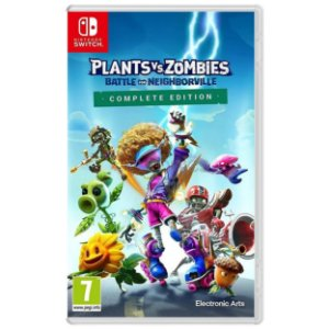Plants vs Zombies Battle for Neighborville Complete Edition - SWITCH [EUROPA]