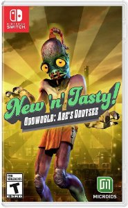 Oddworld: Abe's Oddysee New 'N' Tasty - SWITCH [EUA]