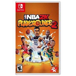 NBA 2K Playgrounds 2 - SWITCH [EUA]