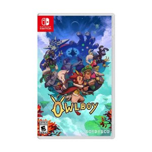 Owlboy - SWITCH [EUA]