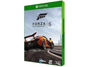 Forza Motorsport 5 - XBOX ONE - Usado