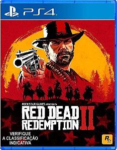 Red Dead Redemption 2 - PS4 - Usado