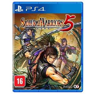 Samurai Warriors 5 - PS4 - PRÉ-VENDA