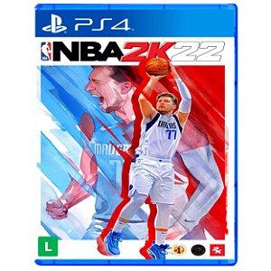 NBA 2K22 - PS4 - PRÉ-VENDA
