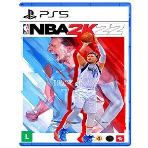 NBA 2K22 - PS5 - PRÉ-VENDA