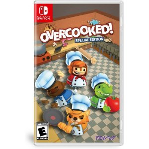 Overcooked! Special Edition - SWITCH [EUA]