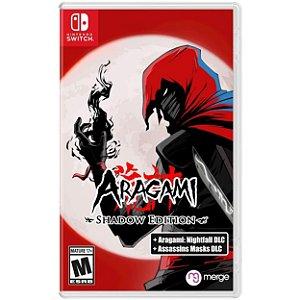 Aragami Shadow Edition - SWITCH [EUA]