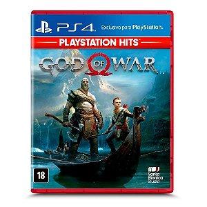 God of War 4 (PlayStation Hits) - PS4 - Usado