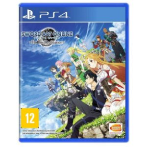 Sword Art Online Hollow Realization - PS4 - Usado