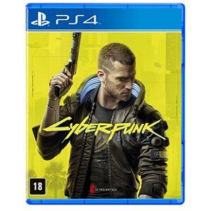 Cyberpunk 2077 - PS4 / PS5 - Usado