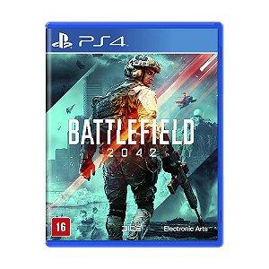 Battlefield 2042 - PS4 - Pré-venda