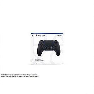 Controle Dualsense - PS5 - Preto (Midnight Black)