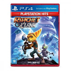 Ratchet e Clank (PlayStation Hits) - PS4
