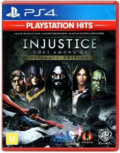 Injustice Gods Among Us Ultimate Edition (PlayStation Hits) - PS4