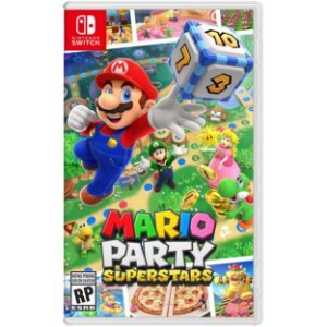 Mario Party Superstars - SWITCH [EUA]