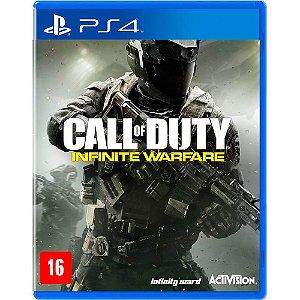 Call of Duty Infinite Warfare - PS4 - Novo
