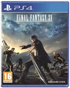 Final Fantasy XV - PS4 - Novo